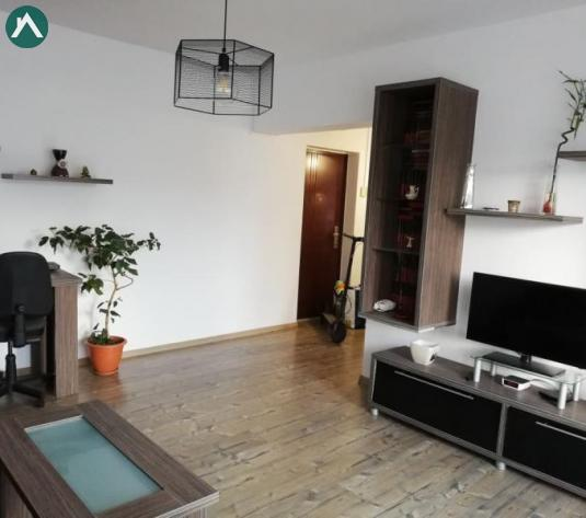 Apartament cochet 60 mp cu parcare Buna Ziua - imagine 1