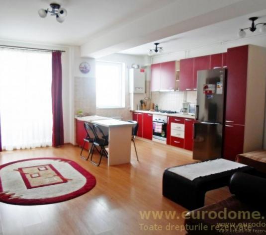 Carpatilor, bloc nou,apartament 2 camere mobilat si utilat - ID: 81921 - imagine 1