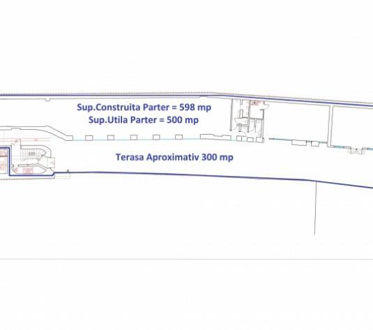 Spatiu comercial, 1000 mp , de inchiriat - Centru, Cluj-Napoca - imagine 1