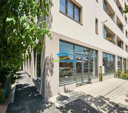Spatiu comercial open space 132 mp. Marasti, str. Fabricii de inchiriat - imagine 1