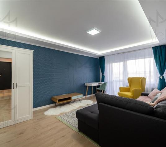 Apartament superb cu 3 camere decomandate in Gheorgheni! - imagine 1