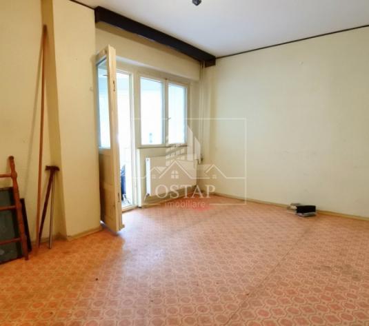 Mioritei - Lidl (Gara) - apartament 2 camere decomandate - etajul 1 - decomandat - imagine 1