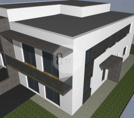 Vanzare Duplex, 4 camere, 120 mp, 250 mp Teren, Zona Str. Eugen Ionesco - imagine 1