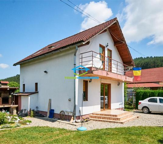 Casa individuala VLAHA 4 camere 102 mp utili si gradina de 354mp de vanzare - imagine 1