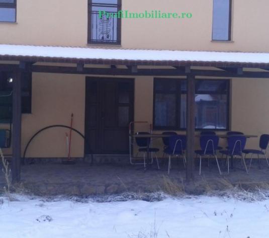 Vila P+1E cu 500 mp teren in Sagu - imagine 1