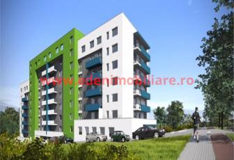 Apartament 3 camere de vanzare in Cluj, zona Gheorgheni, 117500 eur