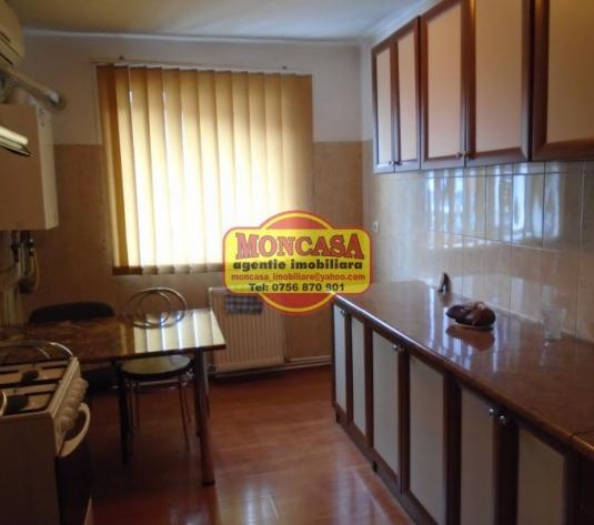 Apartament 4 camere chirie, Calea Nationala,  mobilat, scoala 11-stadion - imagine 1