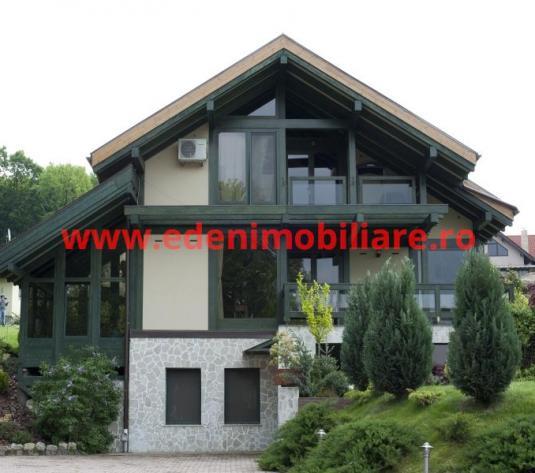 Casa/vila de vanzare in Cluj, zona Faget, 880000 eur