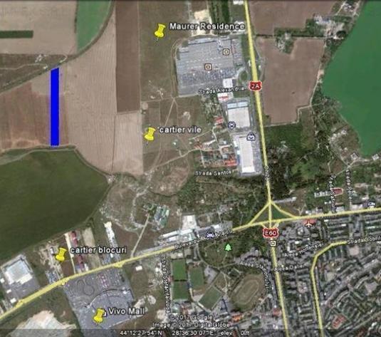 Carrefour, teren 500 mp, ideal investitie - imagine 1