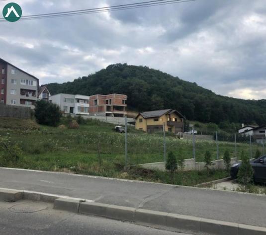 Vand teren pentru constructii case in Floresti, str. Tautului comision 0% - imagine 1