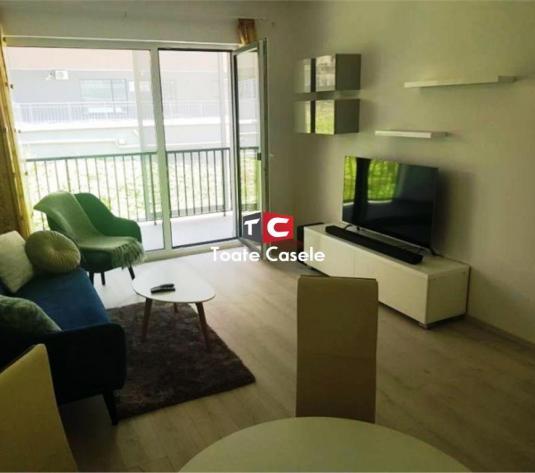 Apartament nou cu 2 camere, etajul 1, zona Buna Ziua - imagine 1