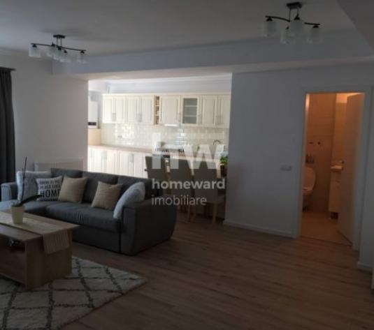 Inchiriere apartament 2 camere  + terasa, zona Iulius Mall - imagine 1