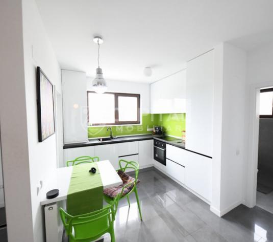 Vanzare apartament 2 camere semidecomandat, in zona Borhanci - imagine 1