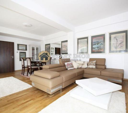 Apartament mobilat Dealul Morii Residence cu parcare subterana - imagine 1
