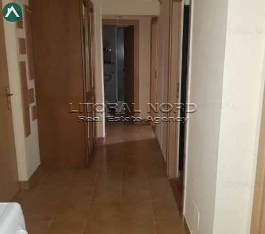 Faleza Nord - Pescarie, apartament 4 camere, decomandat, 90mp,2 balcoane,etaj 1 - imagine 1