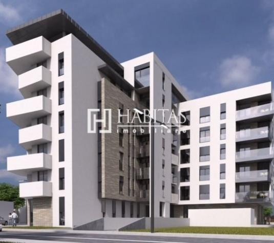 Apartament cu 1 camera, bloc nou,ideal investitie,  zona Piata Cipariu - imagine 1