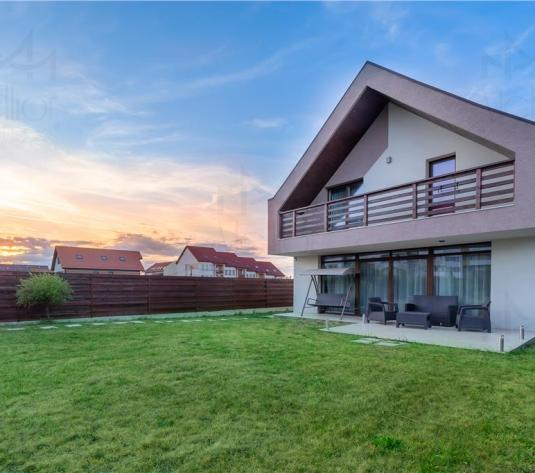 Casa individuala cu 5 camere + 600 mp gradina in Europa! - imagine 1