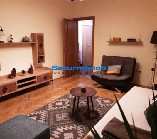 Inchiriem Apartament 2 Camere, Mobilat, Decomandat, Centru Civic - imagine 1
