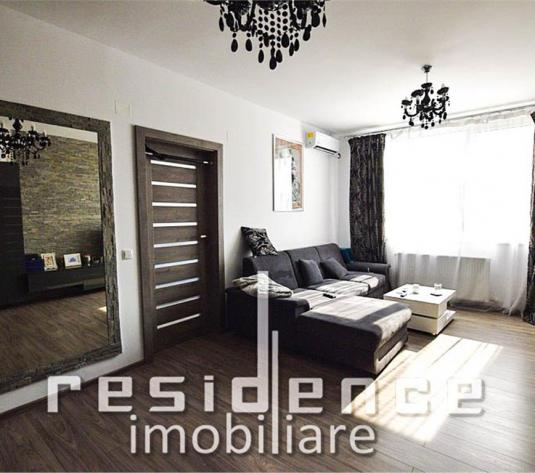 Apartament 2 camere ultrafinisat, 60 mp, Borhanci+ Garaj propriu 25 mp - imagine 1