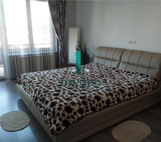 Apartament cu 3 camere mobilat si utilat, 70 mp, cu parcare cu CF - imagine 1