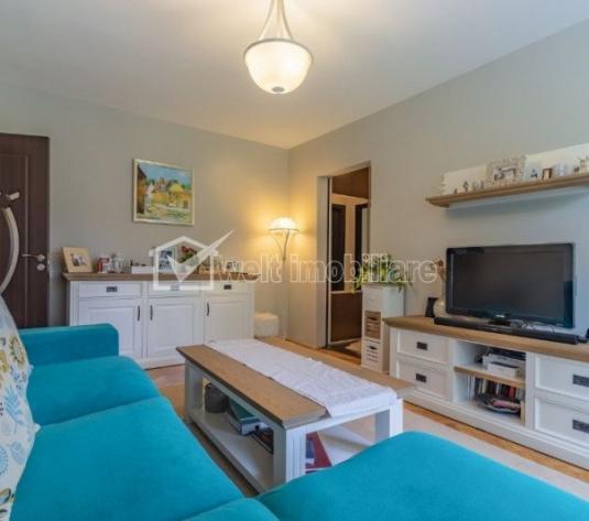 Vanzare apartament 2 camere superfinisat, zona Iulius Mall, cartier Gheorgheni - imagine 1