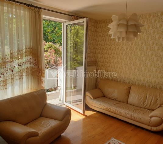 Apartament 3 camere, etajul I, finisat, mobilat, utilat, Gheorgheni, zona Unirii - imagine 1