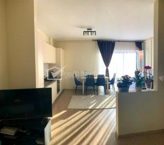 Apartament 3 camere, semidecomandat, 60mp, balcon, parcare subterana Iulius Mall - imagine 1