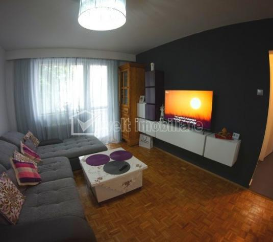Apartament 2 camere, 45 mp, finisaje de lux, in Gheorgheni, zona Hermes - imagine 1
