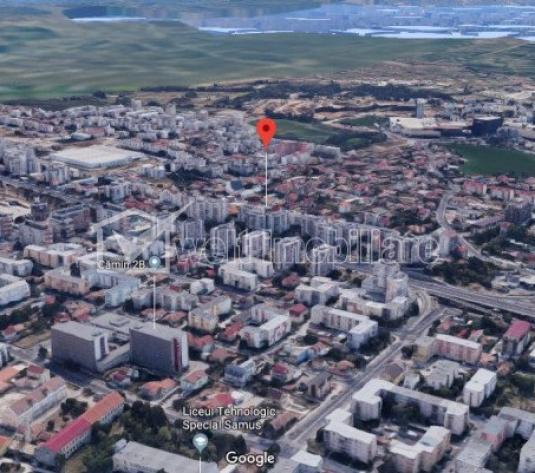 Teren pentru imobil S+P+3E+ER, bloc, hotel, clinica, zona Marasti - imagine 1