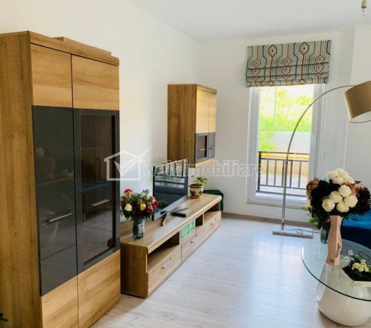 Inchiriere apartament de 2 camere, finisat lux, garaj, cartierul Europa - imagine 1