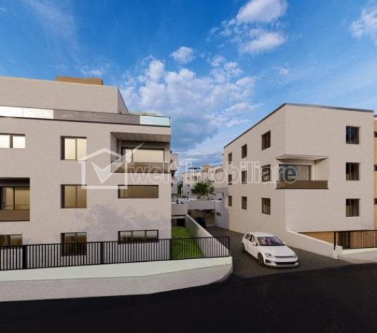Apartament de vanzare, 3 camere, 73 mp, Buna Ziua - imagine 1