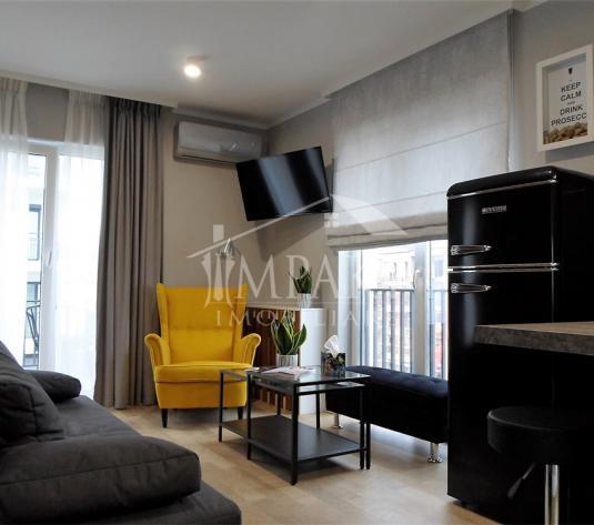 Apartament de vanzare 1 camera  in Cluj Napoca - cartierul Europa - imagine 1