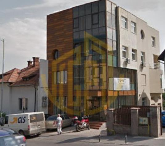 . . : :Cladire de birouri - 500 mp utili - 4 nivele-LIFT- Zona Semicentrala - imagine 1