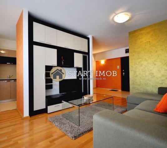 Apartament mobilat  2 camere Privilegio - imagine 1