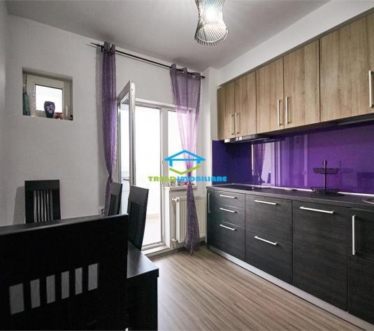 Apartament 2 camere DECOMANDATE, LUX, 60 mp + 2 terase 15 mp, 4/6, Calea Turzii de vanzare - imagine 1