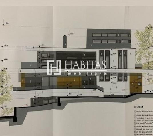 Teren cu autorizatie de construire pentru casa individuala in Borhanci - imagine 1