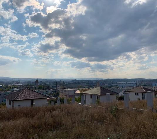 Teren,500 mp,Imprejmuit,pretabil pt casa,bdul Muncii - imagine 1