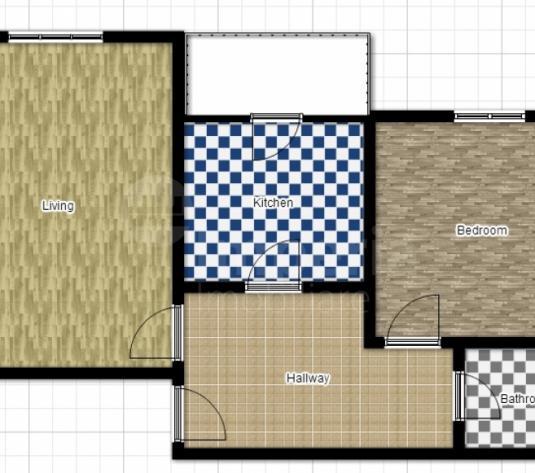 Apartament cu 2 camere de vanzare, zona CUG - imagine 1