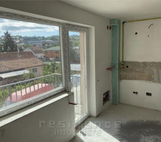Apartament semifinisat, 3 camere, 62mp, Imobil Nou Dambu Rotund - imagine 1
