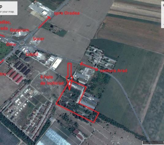 Inchiriez hale - 1.200 mp/hala in zona Gradiste - in spate la Romana residence - imagine 1