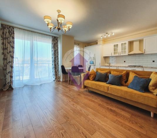 Dormitor + living | 56 m2 | TOTUL NOU | parcare, AC | Grand Park - imagine 1