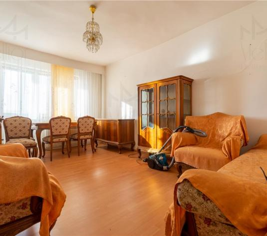 Apartament 3 camere decomandat, bloc izolat, Manastur, zona Big! - imagine 1