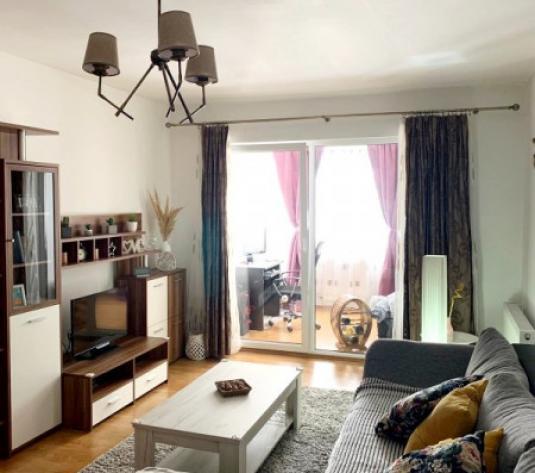 Apartament 2 camere, decomandat, mobilat si utilat la cheie, Floresti. - imagine 1