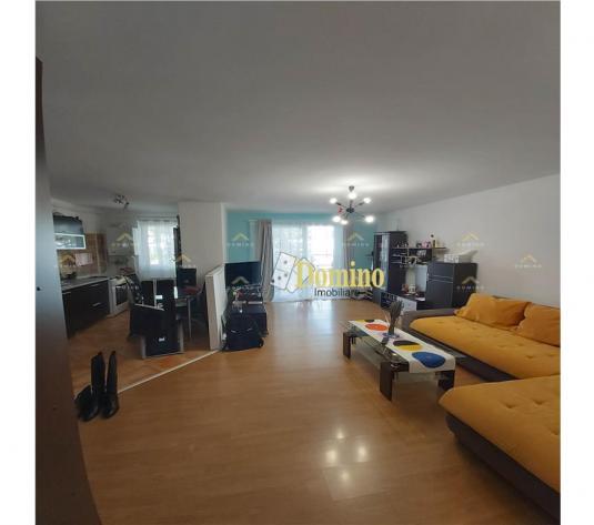 Apartament 3 Camere, Semidecomandat, Finisat, Mobilat Bloc Nou cu CF - imagine 1