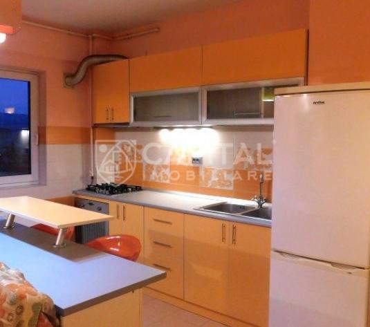Inchiriere apartament 2 camere semidecomandat, zona Bibliotecii Octavian Goga - imagine 1
