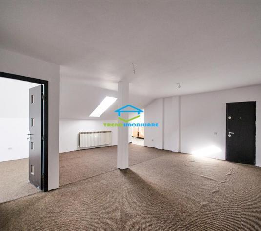 Apartament mansarda 70MP Finisat + Parcare  Str.PORII de vanzare - imagine 1