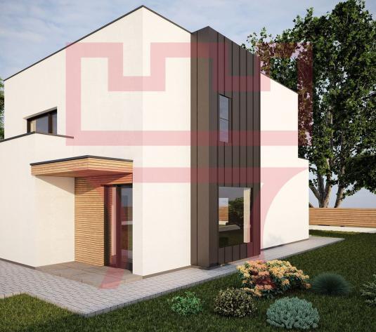 COMISION 0% Vanzare casa noua individuala 4 camere  in Borhanci - imagine 1