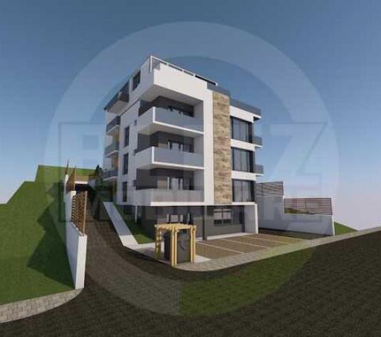 Oferta lunii Februarie! Apartament in ansamblu rezidential, 80 mp, terasa, panorama, finisaje Premium! - imagine 1