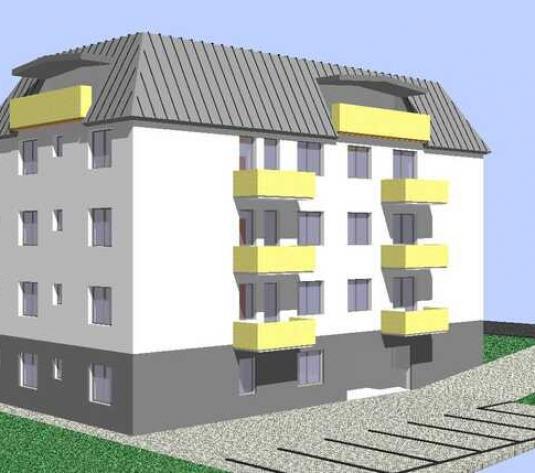 Apartament cu 2 camere, 56.40 mp, semifinisat, zona Vivo - imagine 1