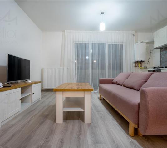 Apartament spatios cu 2 camere la prima inchiriere in zona Calea Turzii! - imagine 1